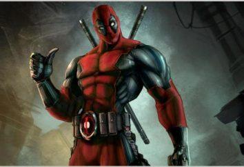 Ueyd Uilson: gesprächig Söldner Deadpool. Im Vorgriff auf der Premiere im Jahr 2016