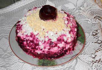 salade « Chouba royalement » – décoration de table