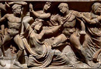 """Podsumowanie: """"The Oresteja"""" Ajschylosa. Trylogia od Ajschylosa Orestei """": streszczenia i opis"""