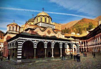 Startseite Schreine von Bulgarien – Rila-Kloster