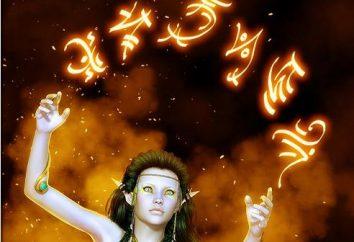 Rune Magie existiert oder nicht? Schwarze Magie und Runen