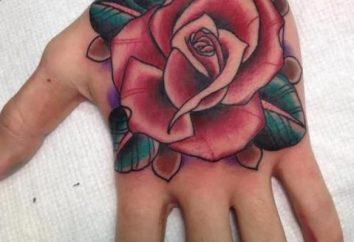 tatuaż męska na dłoni: Charakterystyka obrazu