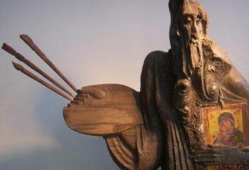 """Feofan Grek: ikona Matki Bożej """"dona"""""""