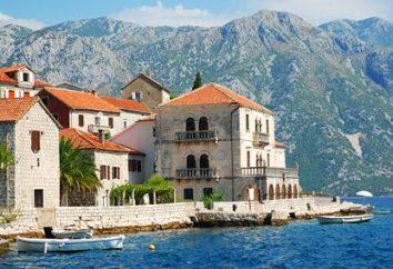 ¿Qué hoteles en Montenegro con una playa privada a elegir?