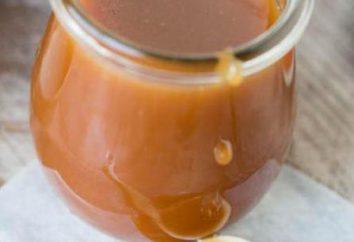 caramel salé: recette, composition et commentaires. caramel salé: recette française