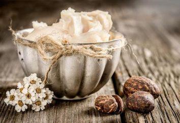 Beurre de karité: utilisation et propriétés, commentaires