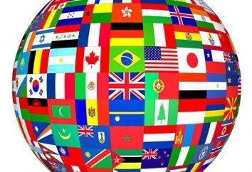Combien de pays dans le monde aujourd'hui