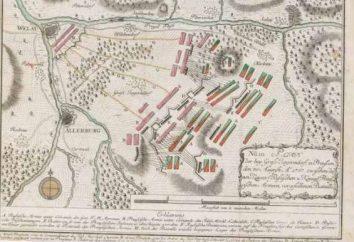 Bataille de Gross-Egersdorf. L'histoire des grandes victoires de l'armée russe