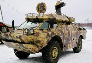 BRDM-2: tuning, osiągi, producent, fot. Opancerzony pojazd rozpoznawczy i patrolowy