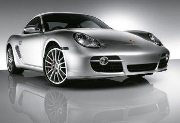 Porsche Cayman – samochód sportowy o poglądach egoisty i Lovelace