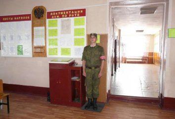 Qual è la squadra dell'esercito? Quali sono i doveri di ordinata? Quali sono i pro ei contro di quello che il vestito?
