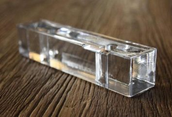vetro ottico con superfici convesse concave: fabbricazione, l'uso. Lens, lente d'ingrandimento