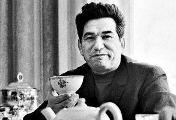 Chingiz Aitmatov: biografia, la creatività, la famiglia