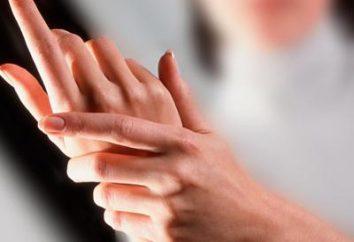 ¿Por qué mano entumecida en un sueño?