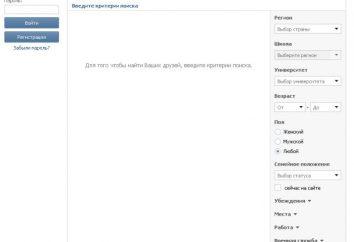 """""""VKontakte"""": człowiek i jego poszukiwanie"""