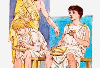 Eleatów szkoła filozofii: podstawowe idee