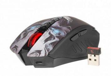Gaming Wireless Mouse A4Tech Bloody R8: opinie, opisy, specyfikacje i opinie