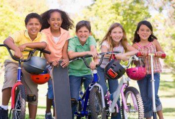 """Un ensayo sobre el tema """"estilo de vida saludable"""" en el cuarto grado. recomendaciones de los maestros"""