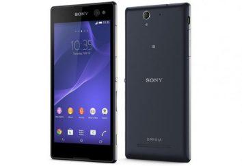 """""""Sony Iksperiya C3"""": opinie z właścicieli, charakterystyk. """"Sony Iksperiya C3 podwójny"""": Opinie"""