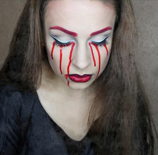 Cómo Pintar Una Cara En Halloween Mascarillas Para Halloween
