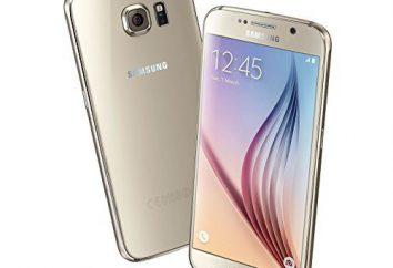 Smartphone Samsung Galaxy S6 krawędzi: opinie, opisy, specyfikacje i opinie