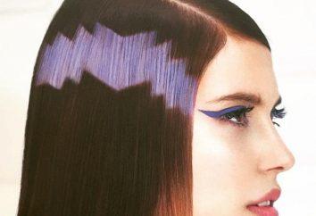 Pixel colorazione dei capelli – una tendenza di moda nel 2015