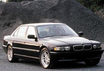 BMW E38 – clase de coche universal