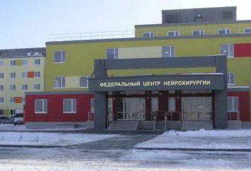 Novosibirsk. Clinica Meshalkina: sito ufficiale, indirizzo, recensioni