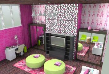 Como criar um espaço interior para um adolescente?