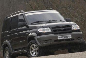"""""""UAZ-Patriot"""" – Bewertungen des Eigentümer der neuen Lineup von SUVs"""