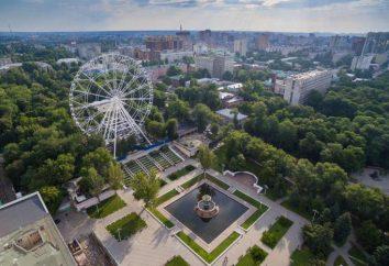 """Diabelski młyn w Rostowie """"One Sky"""" w Parku Revolution"""