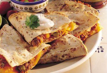 cibo messicano – un paese colore brillante