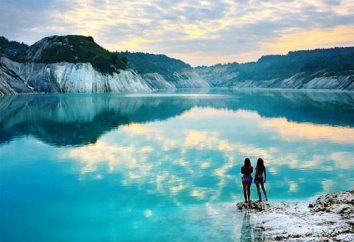 """Lago Cretaceo in Bielorussia, """"le Maldive bielorusso"""" Luban, Klimovichi"""