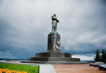 Niżny Nowogród: Chkalov pomnik – wielki pilot testowy