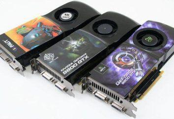 Funkcje NVIDIA GeForce 9800 GTX kartę graficzną. Zdjęcia i opinie