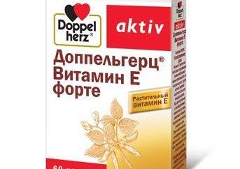 """Vitamine """"dopel Hertz"""" – un rimedio efficace per il cuore"""