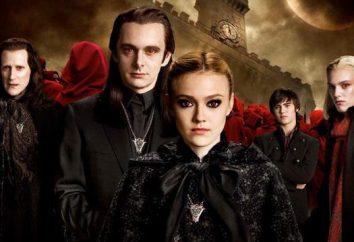 """Twilight"", Alec Volturi: biografia, zdjęcia. Alec Volturi: rola artysty"