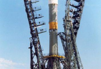 """razzo """"Soyuz"""". Lancio di un razzo """"Soyuz"""""""