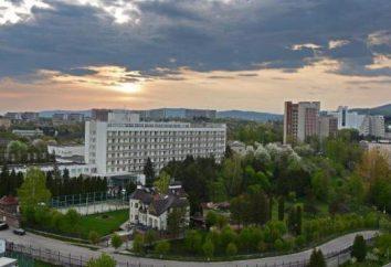 """Sanatorium """"Górnik"""" (Truskawiec): opis, zdjęcia i opinie"""