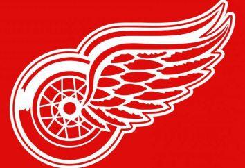 """""""Detroit"""" – klub hokejowy: gracze osiągnąć"""