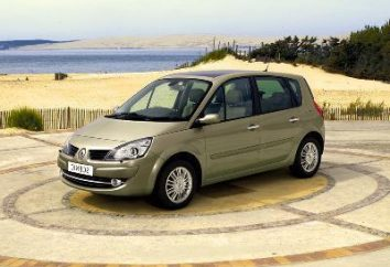 Renault Scenic, opinie i funkcje