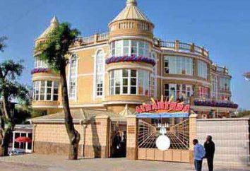Os melhores hotéis de Kislovodsk: fotos e avaliações de turistas