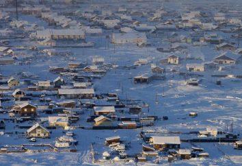 Sacha: atrakcje Yakutia
