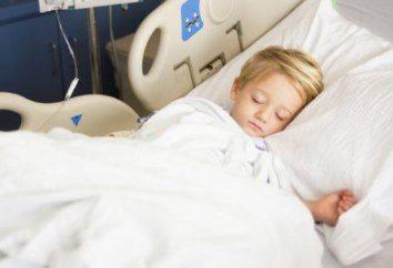 ¿Cómo Enterovirus meningitis: síntomas en los niños