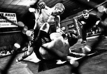 Zasady walki MMA bez zasad, albo mieszane sztuki walki walki