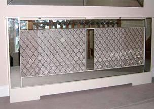 La grille du radiateur en tant qu'élément de décoration
