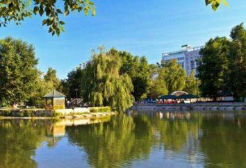 Emerald Park (Barnaul) hier et aujourd'hui
