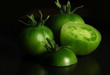 Comment fermer les tomates vertes? tomates vertes farcies avec: Conseils culinaires