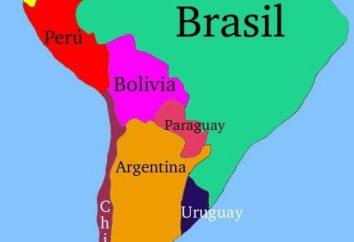 Erstaunlich Südamerika – das ist, was Sie mit Ihren eigenen Augen sehen wollen
