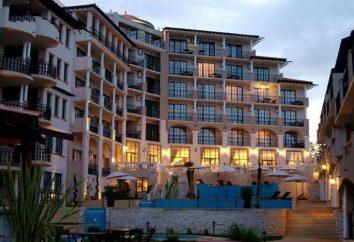 Cliff Beach Hotel & Spa 4 *: Descrizione dell'hotel, recensioni. Vacanze in Bulgaria